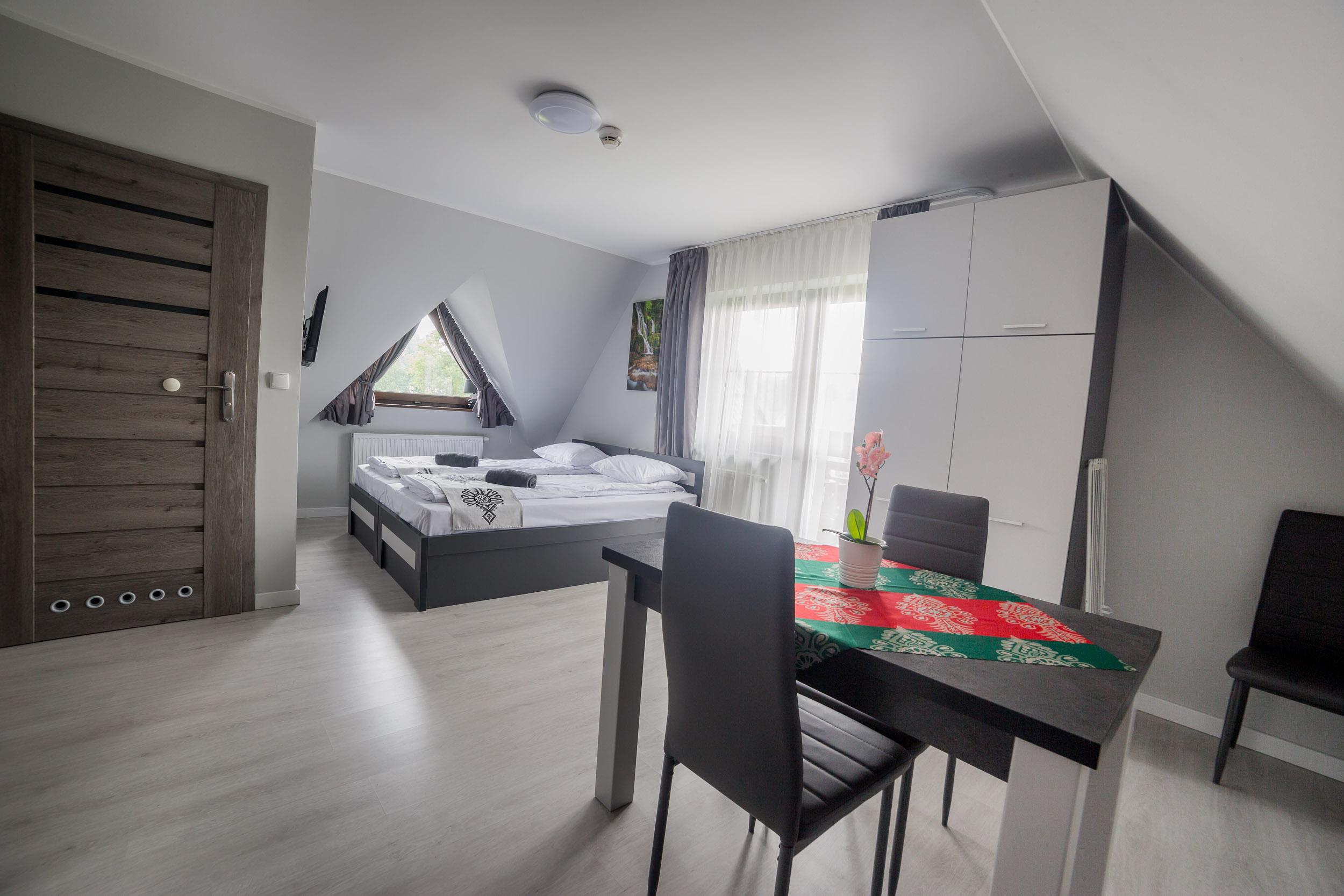 Apartamenty 2-osobowe
